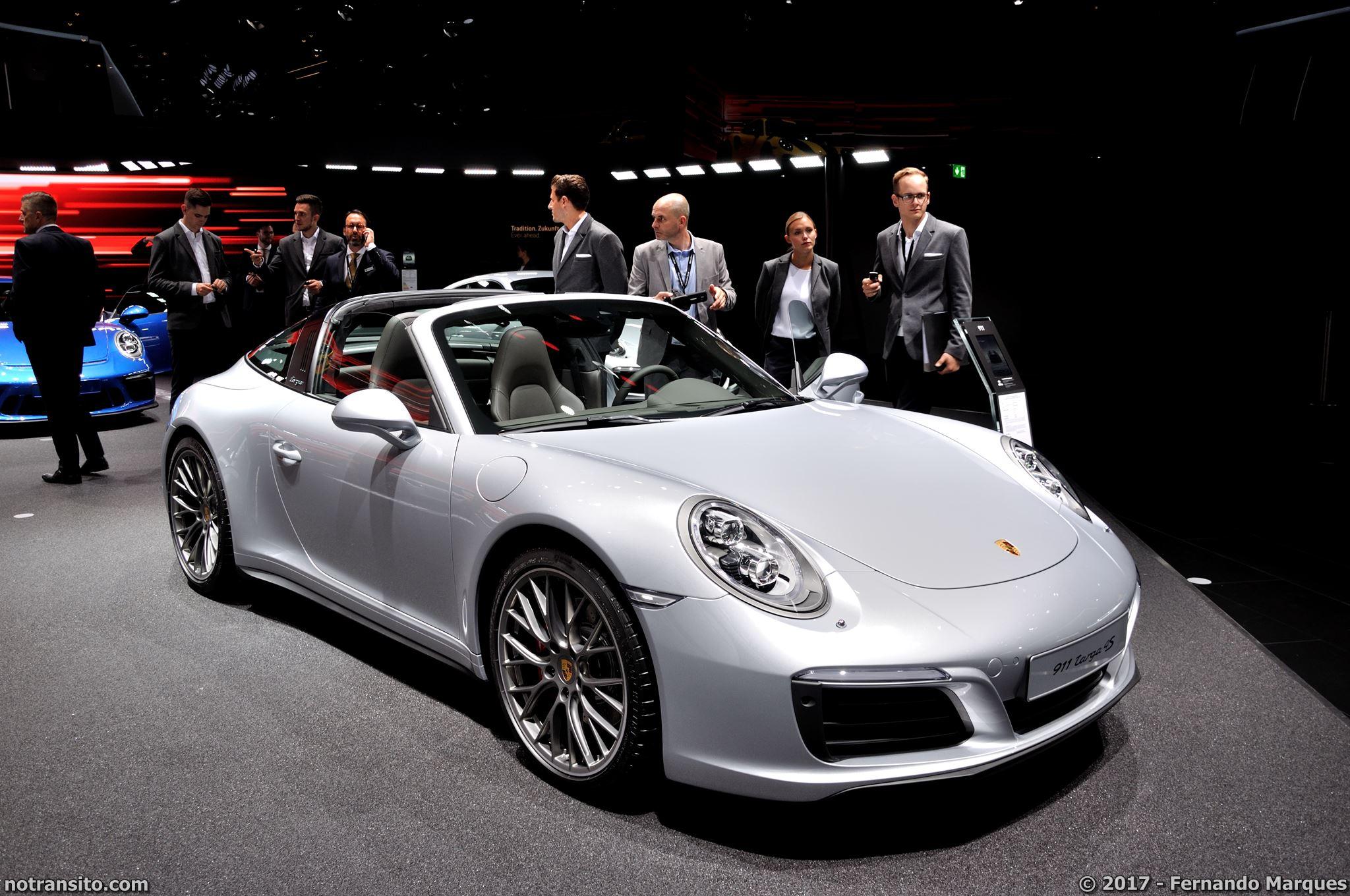 Porsche-911-Targa-4S-Frankfurt-2017-001