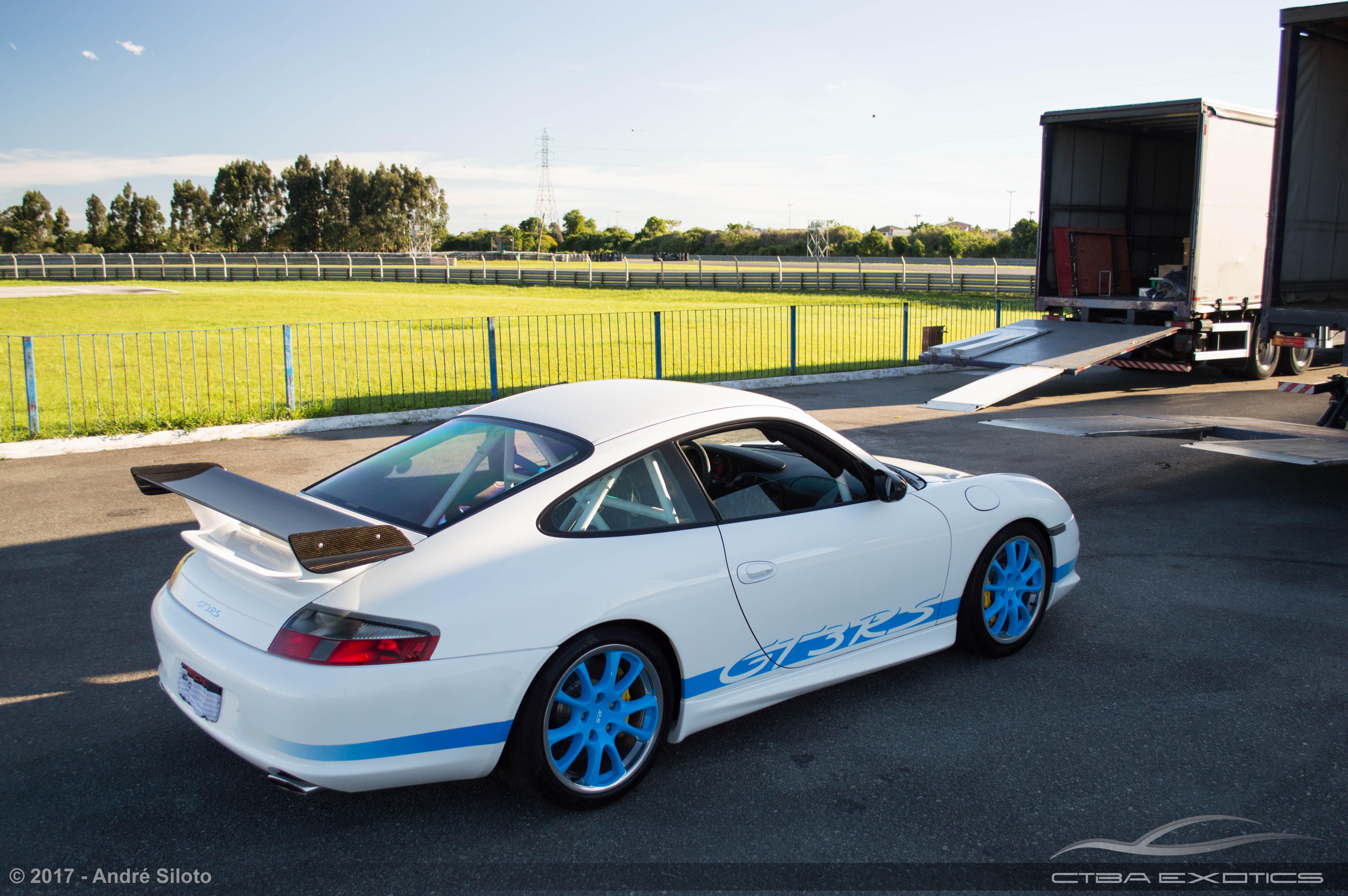 Porsche 911 GT3 RS (996) Foto: André Siloto / CtbaExotics
