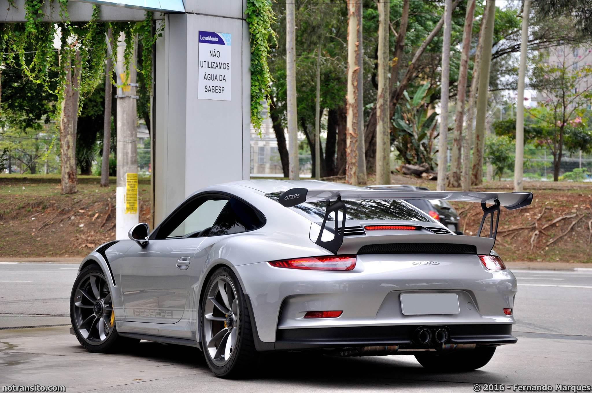 Porsche 911 GT3 RS (991.1) Foto: Fernando Marques