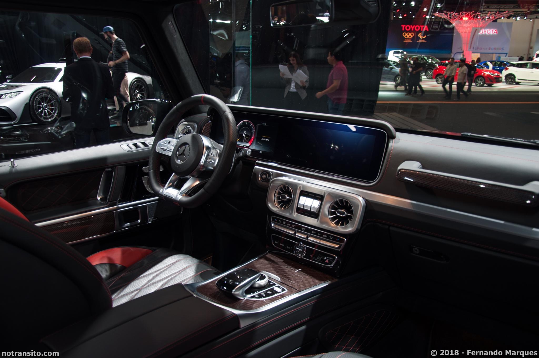 Salão2018-ConheçaoEstandedaMercedes-Benz- Parte1-09