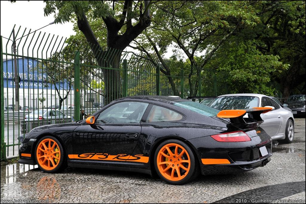 Porsche 911 GT3 RS (997.1) Foto: Guilherme Nascimento